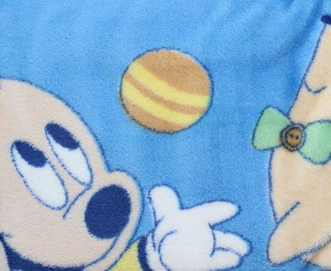 Manta  Disney Mickey com Foquinha