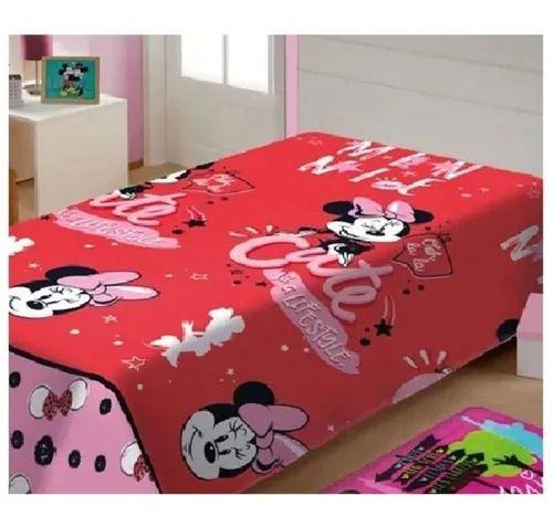 Manta Soft Infantil Disney Minnie Mouse