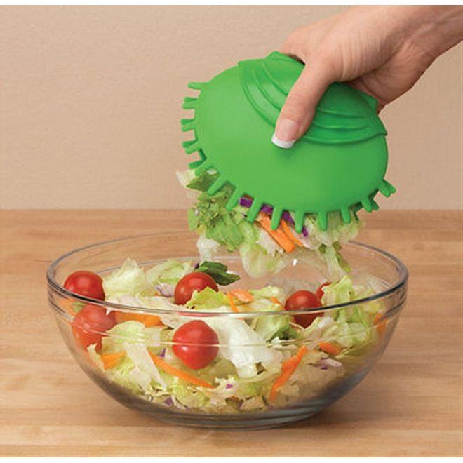 Pegador De Alimentos Salada Snapi