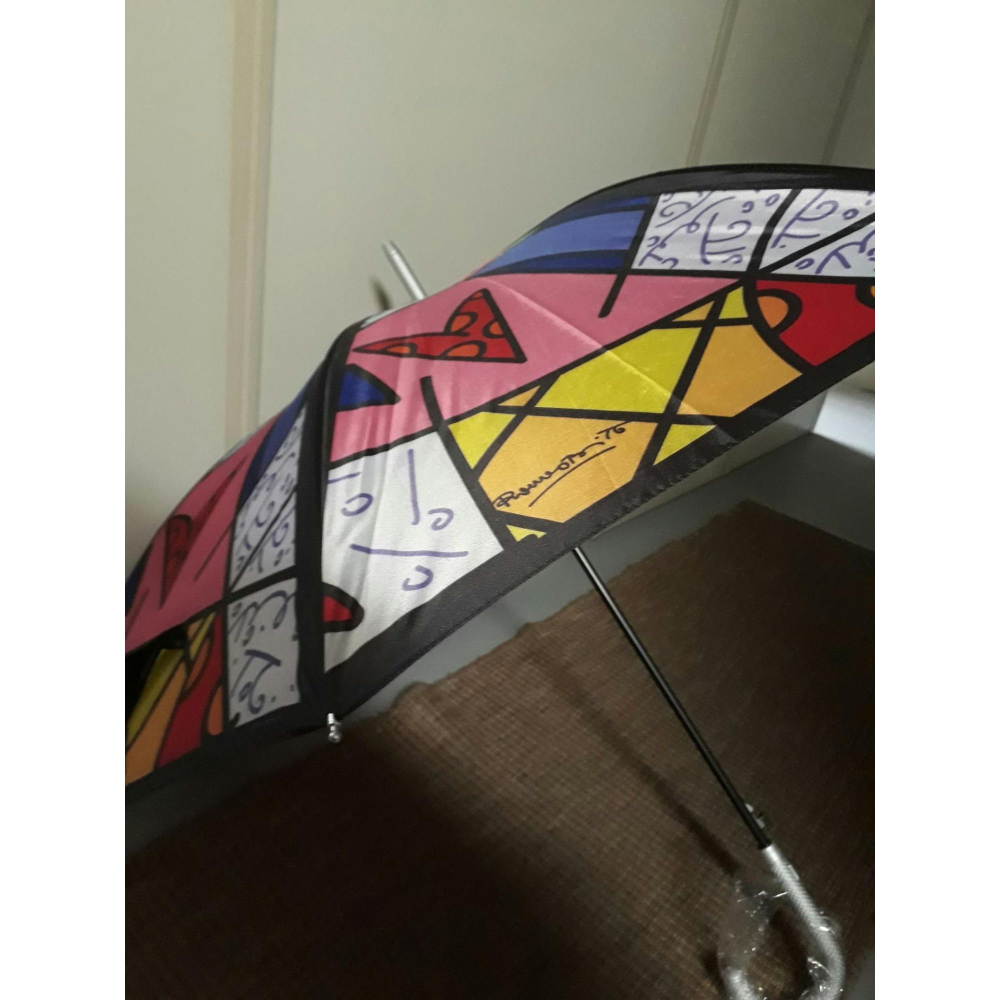 Sombrinha Romero Britto Original