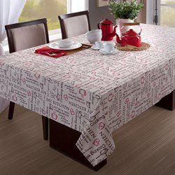Toalha de Mesa Quadrada Impermeavel  Kitchen140x140cm