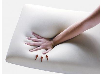 Travesseiro Látex Light altura 16cm