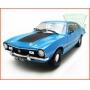 Maverick GT 1974 Azul - Carros Nacionais - escala 1/24