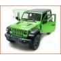Jeep Wrangler 2018 Verde - escala 1/32