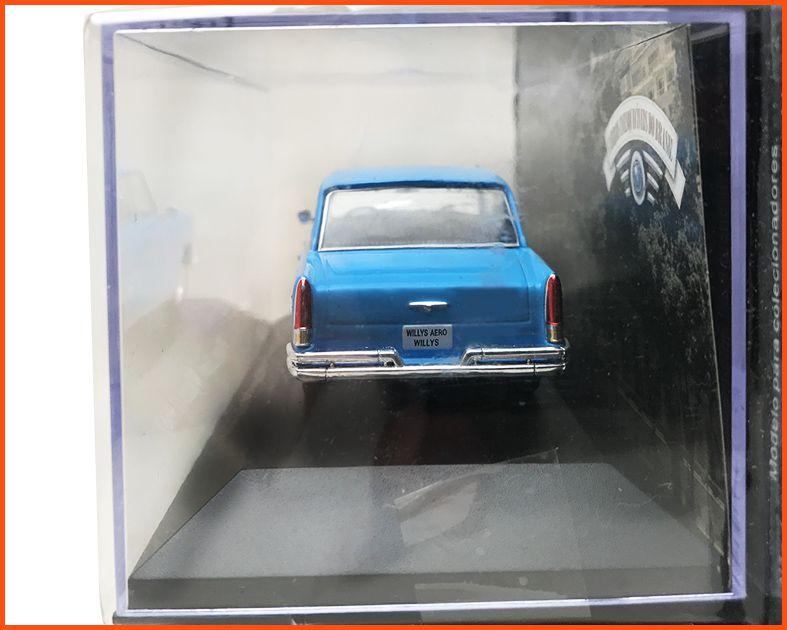Aero Willys 1966 - Carros Nacionais - Escala 1/43