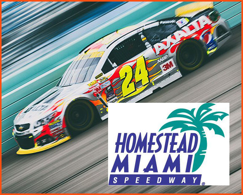 ASSISTA o Video Nascar Homestead Miami-Flórida