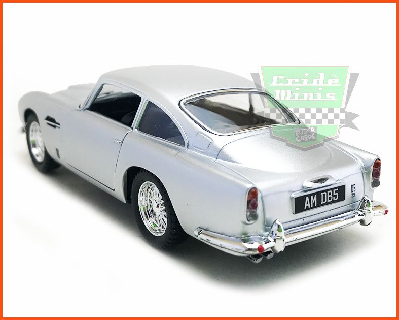 Aston Martin DB5 1963 James Bond - escala 1/38