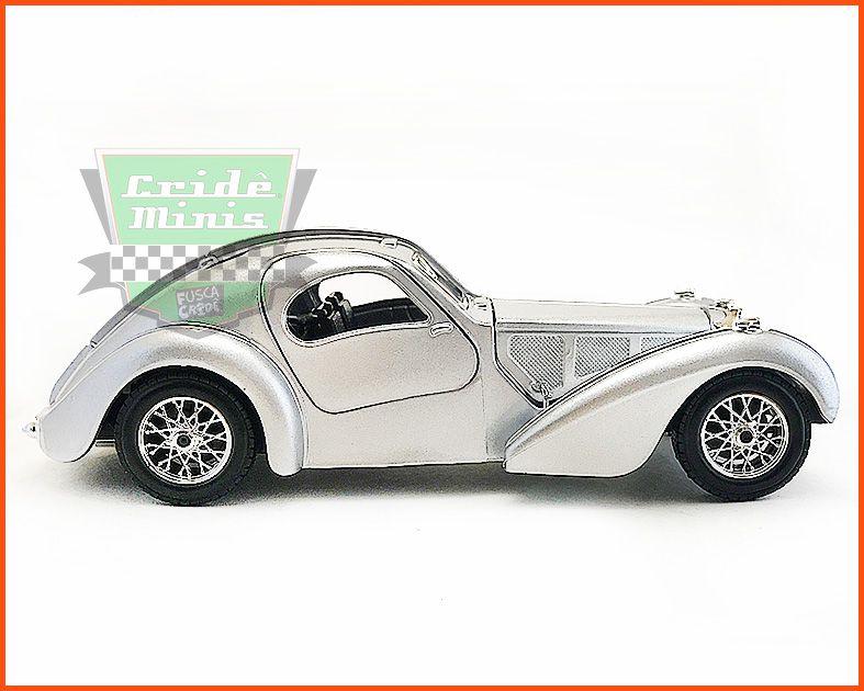 Bugatti Atlantic 1936 - escala 1/24