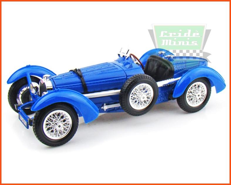 Bugatti Type 59 1934 - escala 1/18