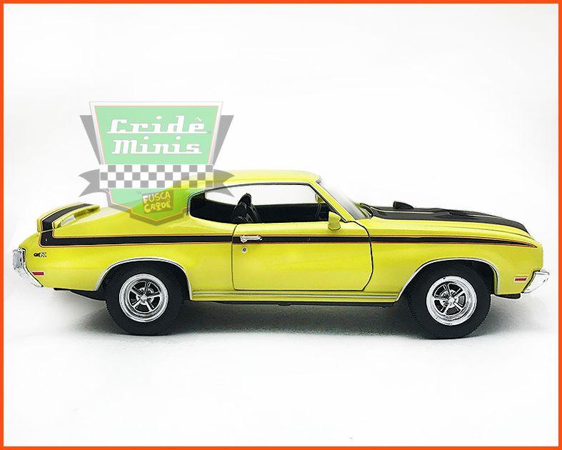 Buick GSX 1970 - escala 1/24