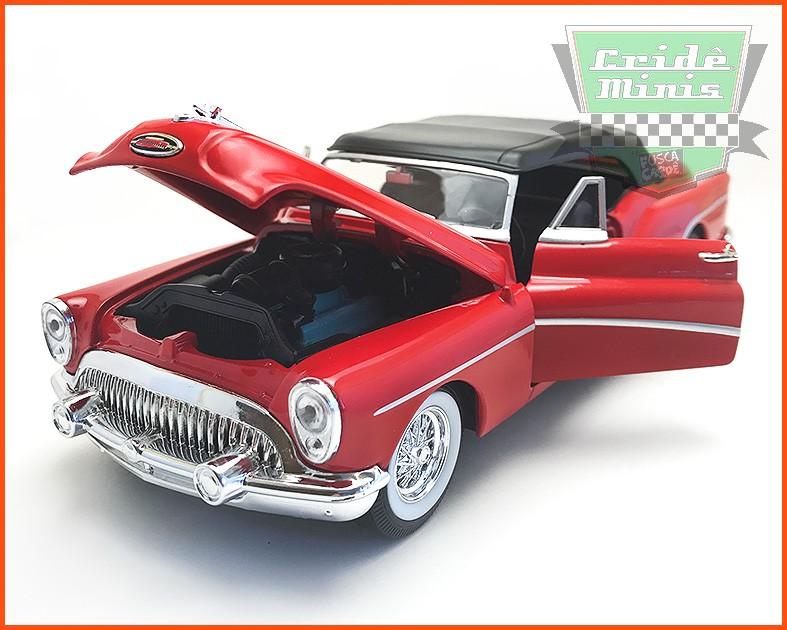 Buick Skylark 1953 - escala 1/24