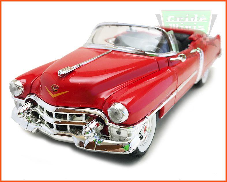 Cadillac Eldorado 1953 Conversível - Escala 1/24