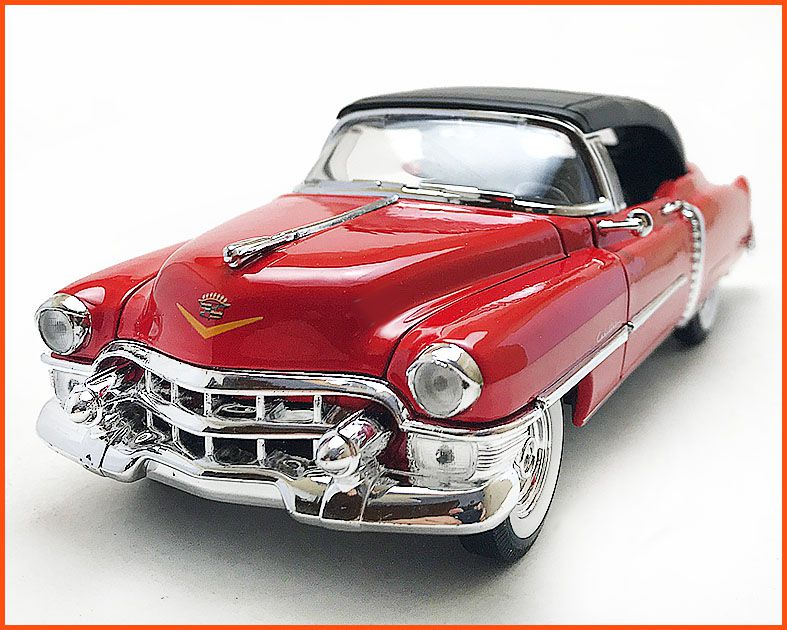 Cadillac Eldorado 1953 - Escala 1/24