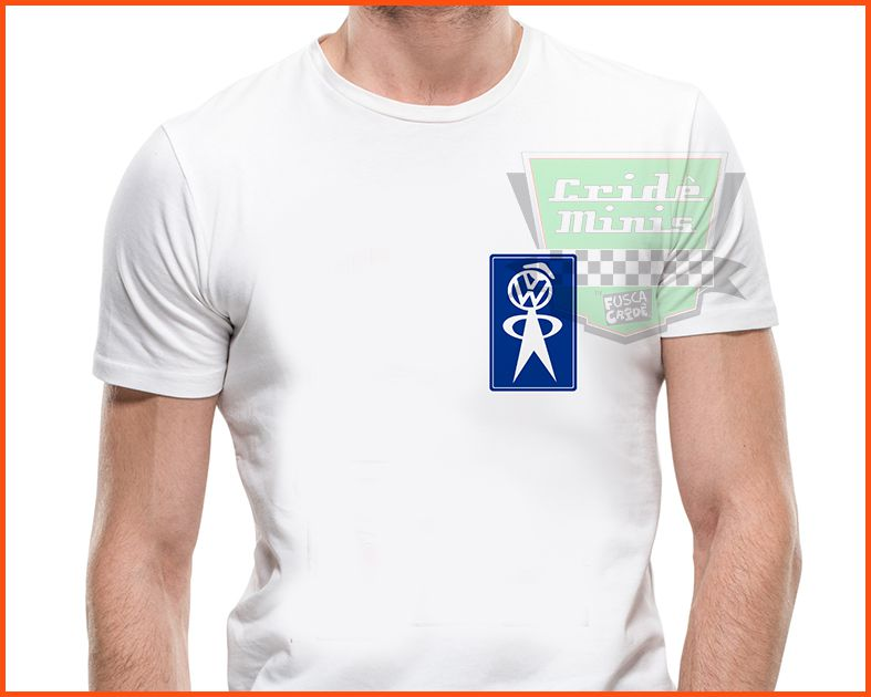 Camiseta - Bubble Head Man!