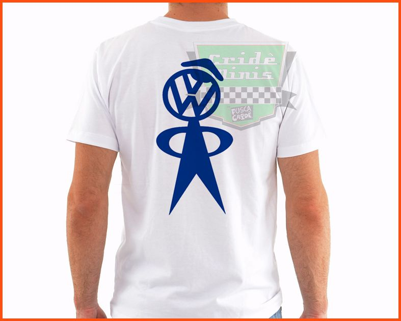 Camiseta - Bubble Head Man!