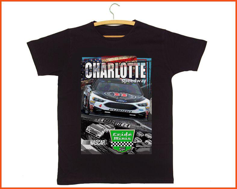 Camiseta Crideminis Charlotte