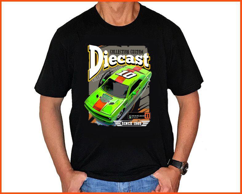Camiseta Crideminis Diecast