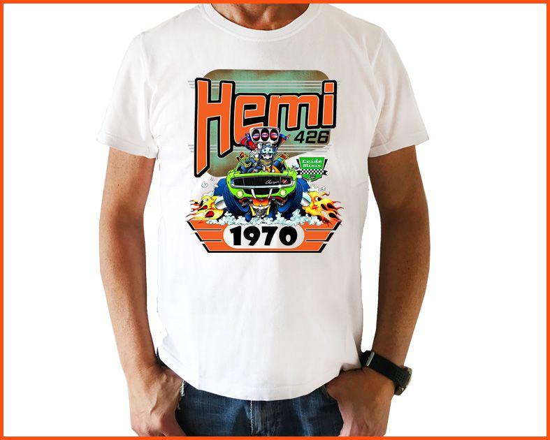 Camiseta Crideminis HEMI 426