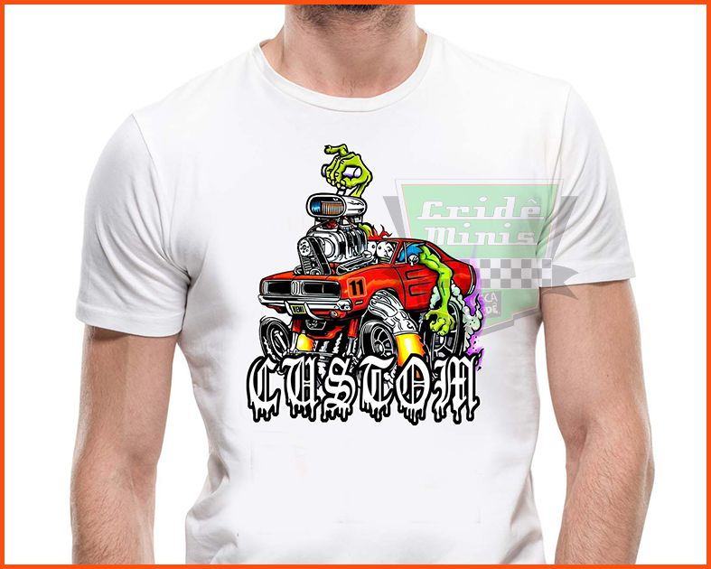 Camiseta Custom