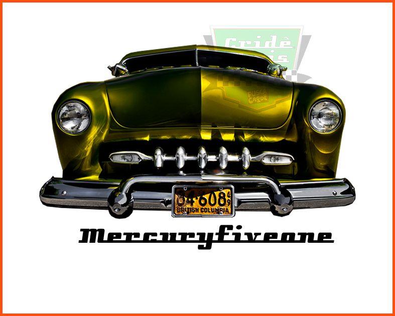 Camiseta - Mercury 51
