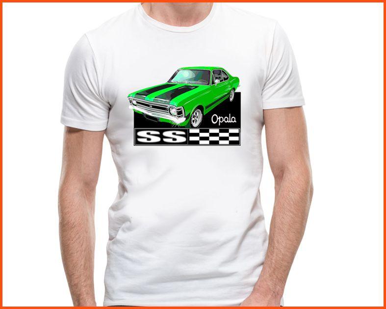 Camiseta - Opala Ss - Masculino