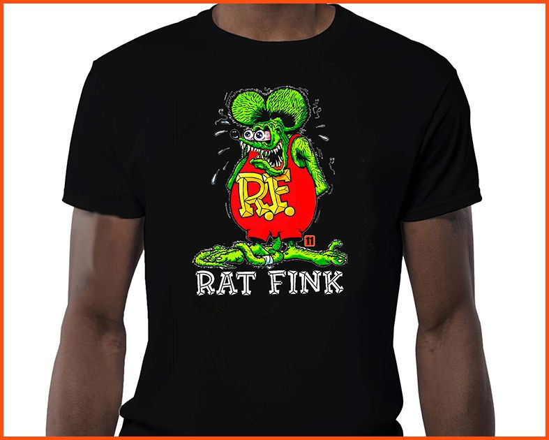 Camiseta - Rat Fink Ii
