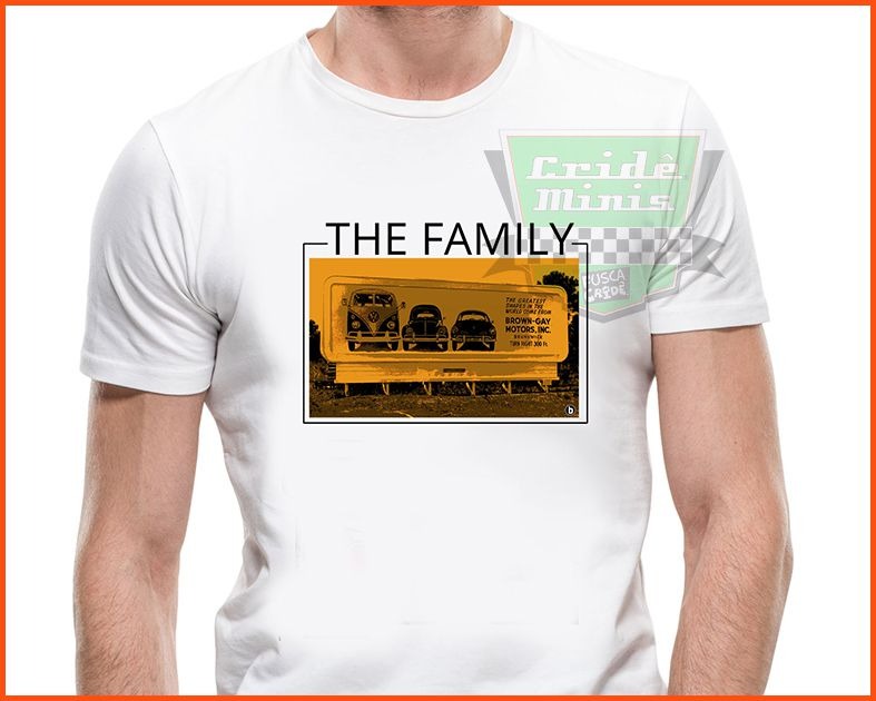 Camiseta - The Family!
