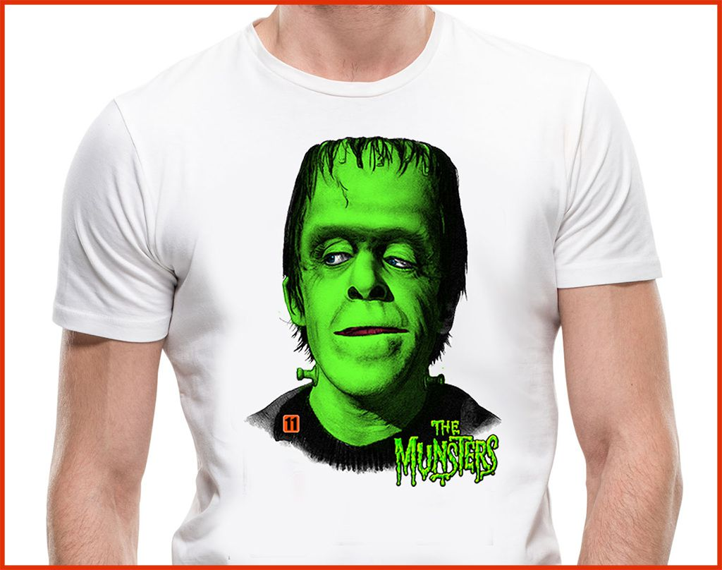Camiseta - The Munsters