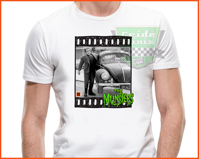Camiseta - The Munsters Volks