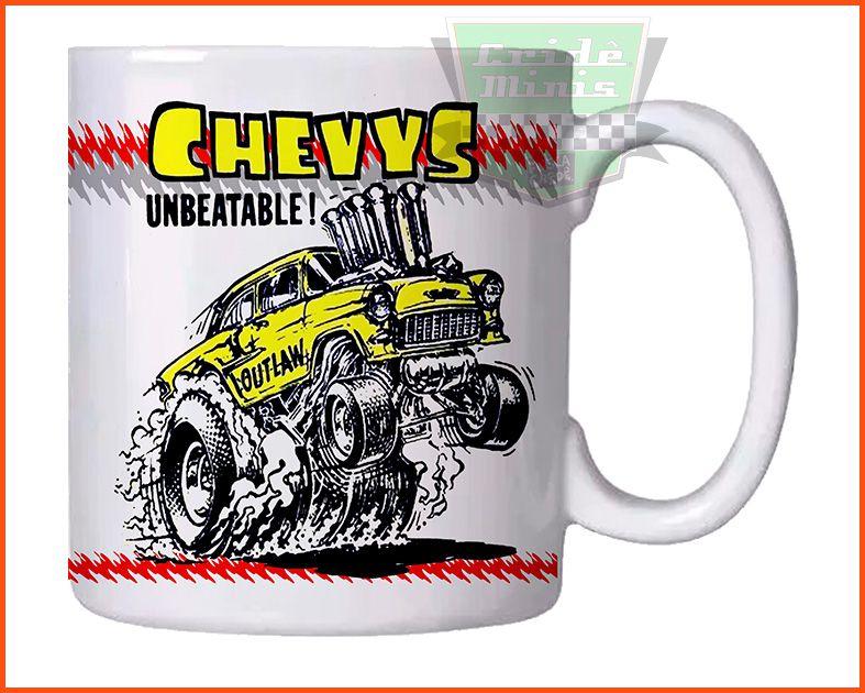 Caneca Chevy's 57