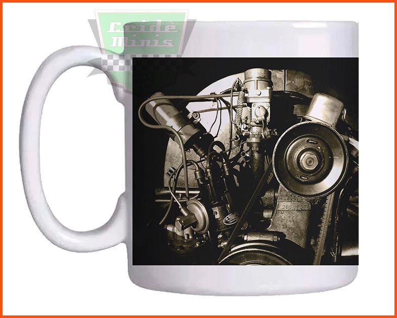 Caneca Motor VW