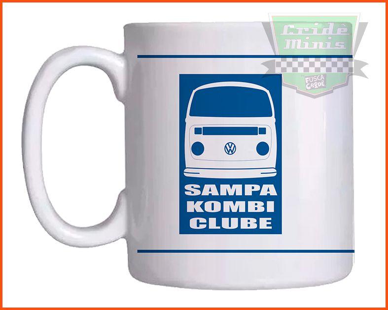 Caneca Sampa Kombi Clube Cliper