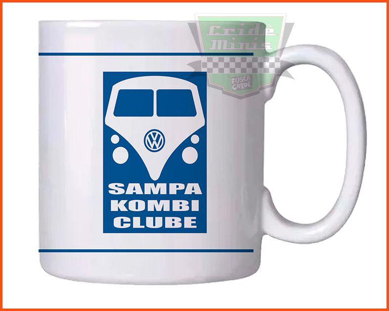 Caneca Sampa Kombi Clube Corujinha