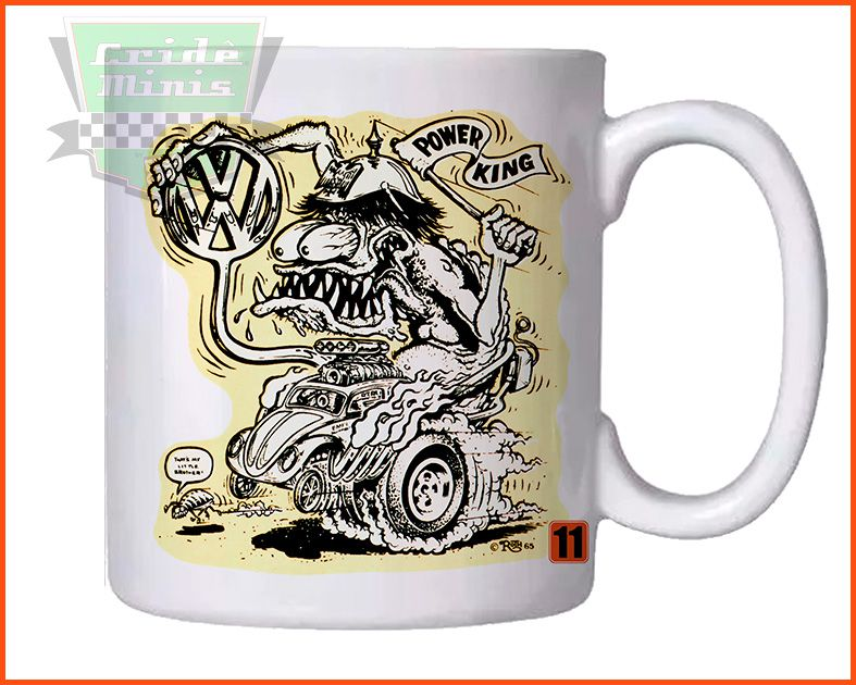 Caneca VW Monster