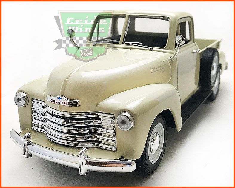 Chevrolet 3100 1953 - Escala 1/24
