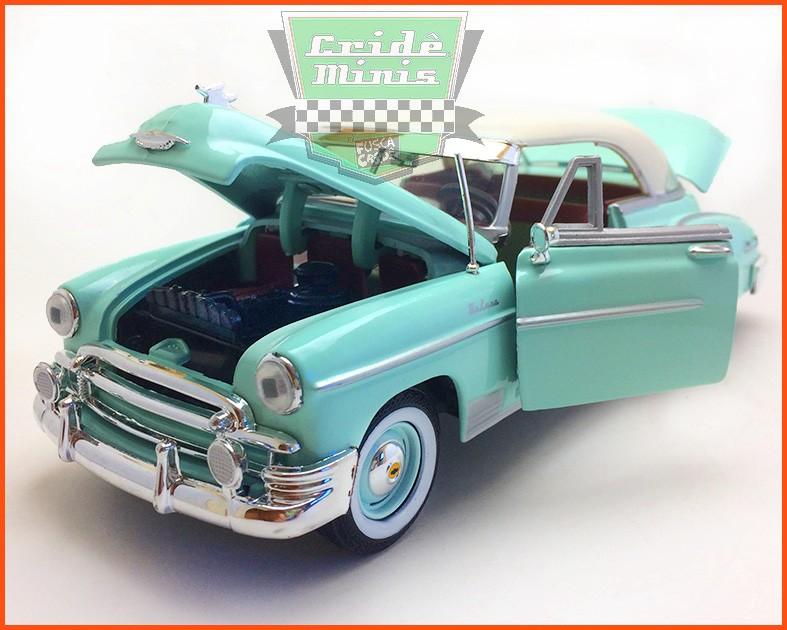 Chevrolet Belair 1950 - Escala 1/24