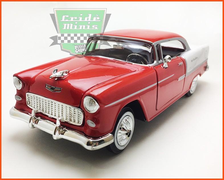 Chevrolet Belair 1955 - Escala 1/24