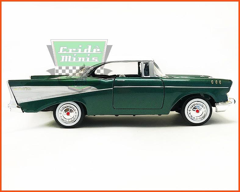 Chevrolet Belair 1957 - Escala 1/24