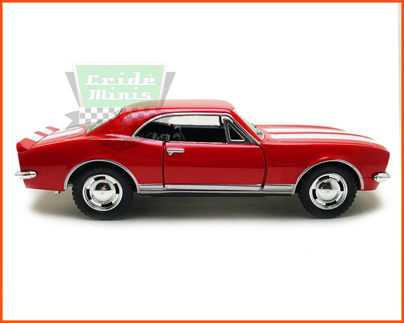Chevrolet Camaro SS 1967 - escala 1/32
