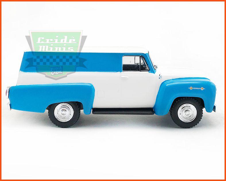 Chevrolet Corisco 1962 - Carros Nacionais - escala 1/43