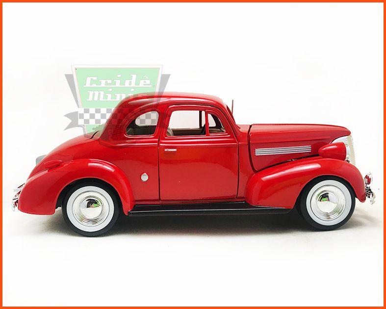 Chevrolet Coupe 1939 - Escala 1/24