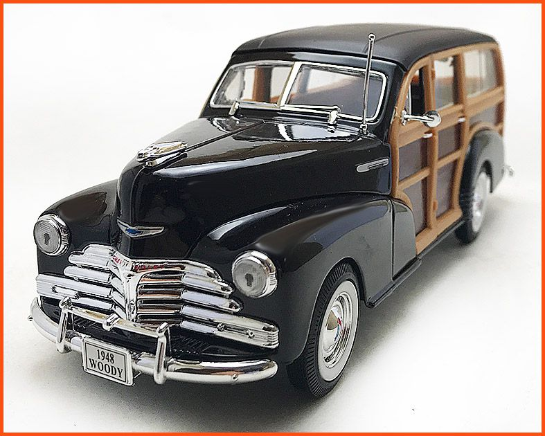 Chevrolet Fleetmaster 1948 - Escala 1/24