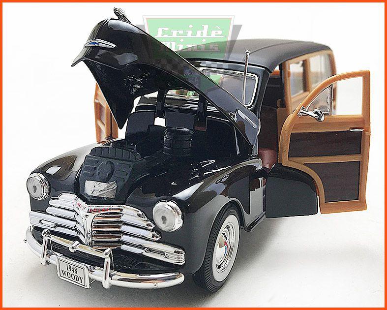 Chevrolet Fleetmaster 1948 - Escala 1/24
