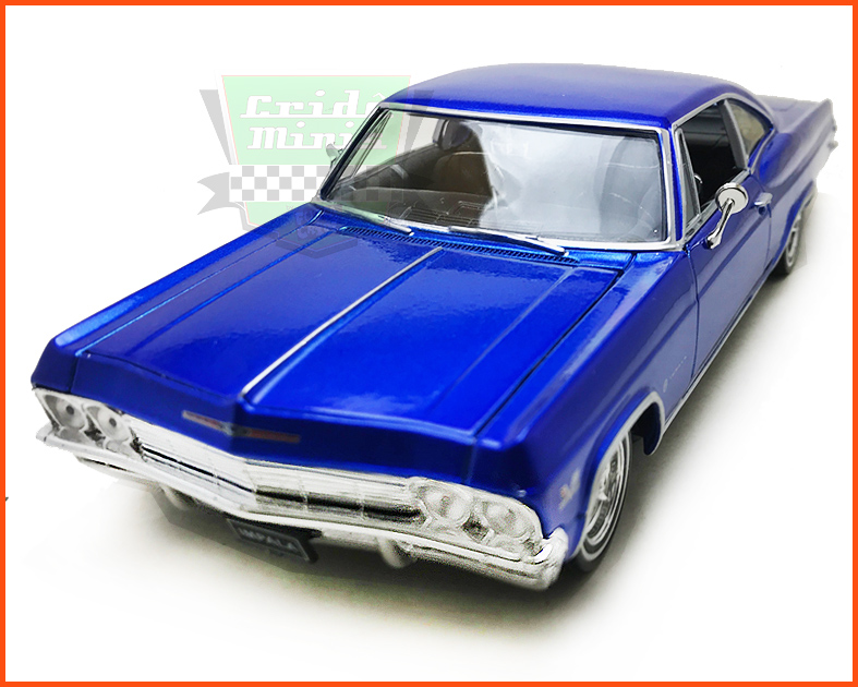 Chevrolet Impala 1965 Low Rider- Escala 1/24