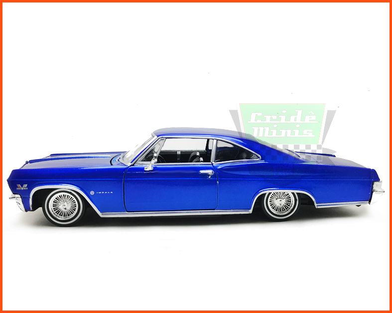 Chevrolet Impala 1965 Low Rider- Escala 1/24