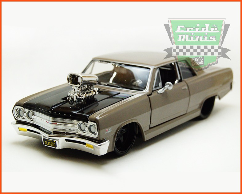 Chevrolet Malibu SS 1965 Custom - escala 1/24
