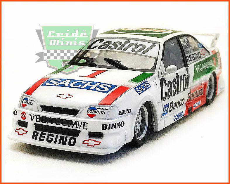 Chevrolet OMEGA Stock Car #1 1997 - Ingo Hoffmann - escala 1/43
