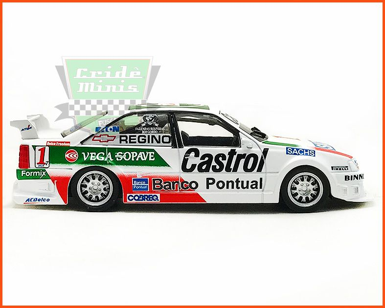 Chevrolet OMEGA Stock Car #1 1997 - Ingo Hoffmann - escala 1/43