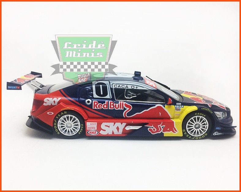 Chevrolet Stock Car #0 - Cacá Bueno - escala 1/43
