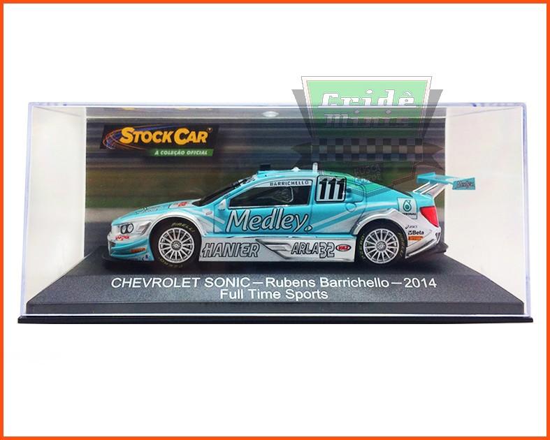 Chevrolet Stock Car #111 - Rubens Barrichello - escala 1/43